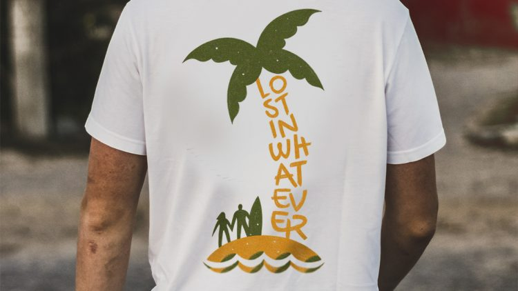 Lost_In_Whatever_Camiseta_3